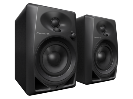 DM-40 4-INCH COMPACT ACTIVE MONITOR SPEAKERS (BLACK, PAIR) picture