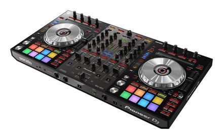 REFURBISHED DDJ-SX3 4-channel DJ controller for Serato DJ Pro picture