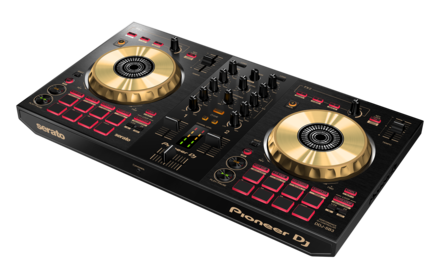 DDJ-SB3-N 2-channel DJ controller for Serato DJ Lite (GOLD) picture