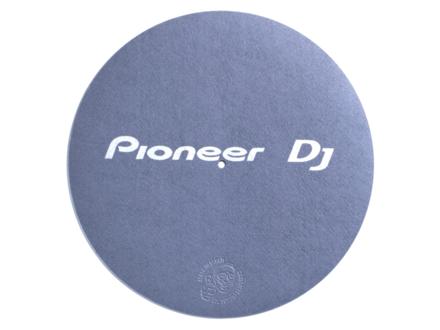 PIONEER DJ TURNTABLE SLIPMAT (GRAY) picture