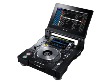CDJ-TOUR1 TOUR SYSTEM MULTI-PLAYER WITH FOLD-OUT TOUCH SCREEN picture