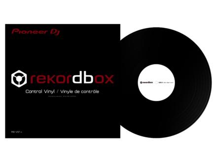 RB-VS1-K CONTROL VINYL FOR REKORDBOX DJ (1 PC) picture