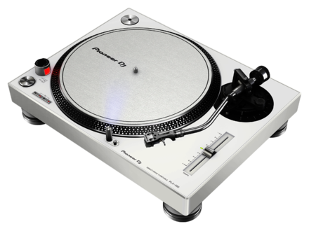 PLX-500-W DIRECT DRIVE TURNTABLE (WHITE) picture