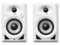 DM-40-W 4-INCH COMPACT ACTIVE MONITOR SPEAKERS (WHITE, PAIR) additional picture 1