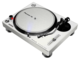 PLX-500-W DIRECT DRIVE TURNTABLE (WHITE)