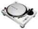 PLX-500-W DIRECT DRIVE TURNTABLE (WHITE)