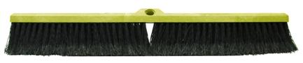 "Fine Push Broom, 24"", Case of 12. picture"