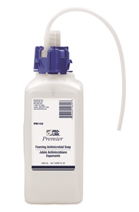 Premier Foaming Antimicrobial Soap Refills, Case of 2 picture