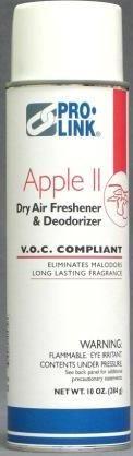 Dry Air Freshener & Deodorizer, Apple II, Case of 12 picture
