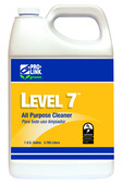 Level 7 All Purpose Cleaner, 1 Gallon, Case of 4