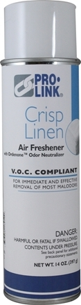 Air Freshener with Ordenone (TM) Odor Neutralizer , Crisp Linen, Case of 12 picture