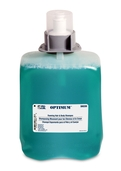 Optimum Foaming Hair & Body Shampoo, 2000 ml, Case of 2