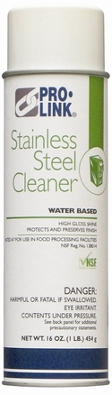 Stainless Steel Cleaner, Water-Based, Case of 12 picture