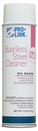 Stainless Steel Cleaner, Oil Based, Case of 12 picture