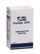 Prestige 2000 Antibacterial Gold Hand Soap Refills, Case of 4