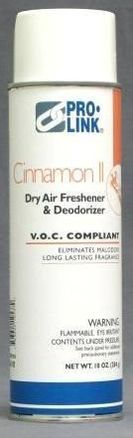 Dry Air Freshener & Deodorizer, Cinnamon II, Case of 12 picture