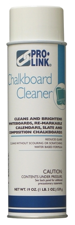 Chalkboard & Whiteboard Cleaner, Case of 12 picture