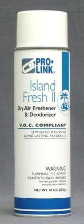 Dry Air Freshener & Deodorizer, Island Fresh II, Case of 12 picture