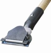 "60"" Wood Dust Mop Handle, Case of 12."