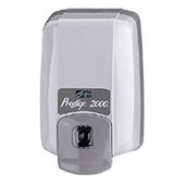 Prestige 2000 Manual Soap Dispenser, Gray, Case of 8