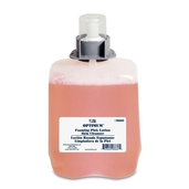 Optimum Foaming Pink Lotion Skin Cleanser Refills, 2000 ml, Case of 2