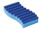 Wave Scrub Sponge Blu