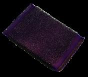 Purple Power Scour Woven Stainless Steel Scrub Sponge, Case of 24