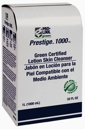 Prestige 1000 Green Certified Lotion Skin Cleanser Refills, Case of 8 picture
