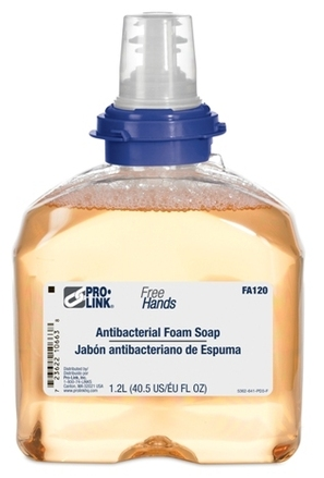 Free Hands Antibacterial Foam Soap Refills, Case of 2 picture