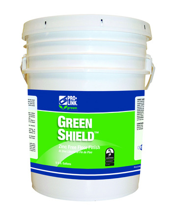 Green Shield Zinc Free Floor Finish, 5 gal. picture