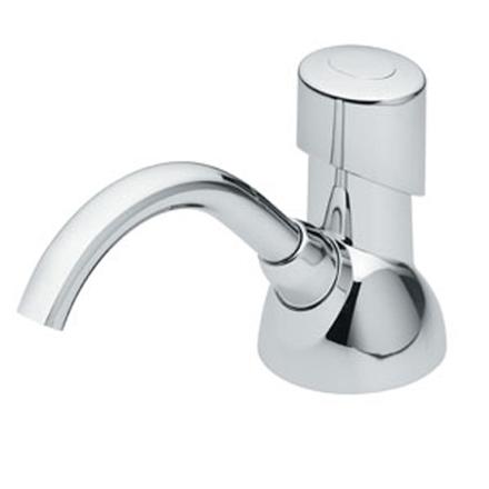 Premier Counter-Mount Manual Soap Dispenser, Chrome picture