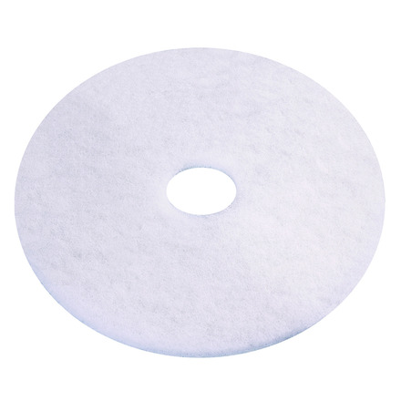White Polish Floor Pad, 28 in., Case of 2 picture