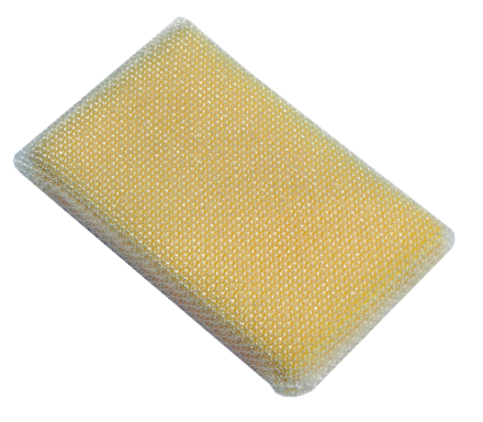 SCRUBOUT Non-Scratch Cleaning Sponge, Case of 24 picture