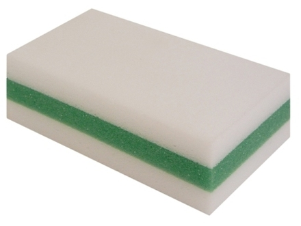 X-Out Sponge Green/Wht picture