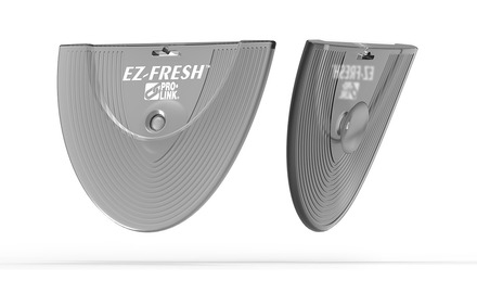 EZ-FRESH Air Freshener, Cool Ice, Case of 12 picture