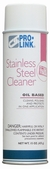 Stainless Steel Cleaner, Oil Based, Case of 12