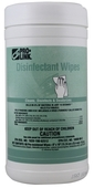 Disinfectant Wipes, Case of 6 Tubs