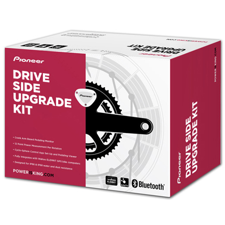 SBT-PMRTC - Bluetooth enabled Power Meter Upgrade Kit for Consumer Supplied Driveside Crank picture