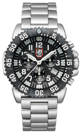 Navy SEAL Steel Colormark Chronograph - 3182 picture