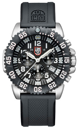 Navy SEAL Steel Colormark Chronograph - 3181 picture