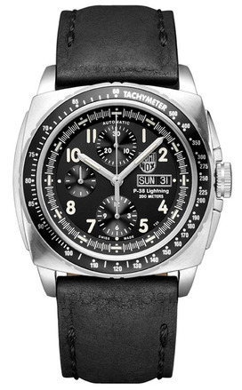 P-38 Lightning Automatic Valjoux Chronograph - 9461 picture