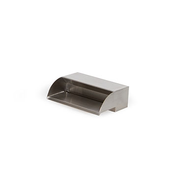 """12"""" 316 Stainless Steel Spillway picture"""