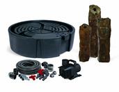 3 Piece Natural Basalt Kit