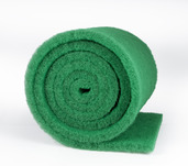 """28"""" x 20' roll of 2"""" Filter Material"""