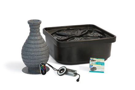 Color Changing Vase Fountain Kit picture