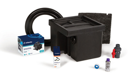 "Basin & Pump Kit for 12"" Spillways picture"