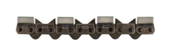 FORCE3 Brick Diamond Chain 16 IN/40 CM