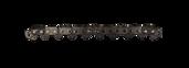 "ICS PowerGrit XL Diamond Chain 25""/63cm/80 Drive Links"
