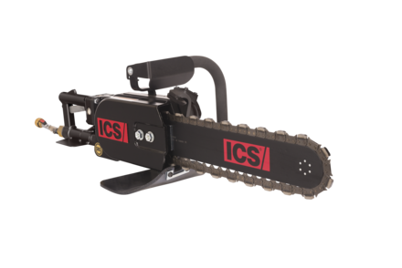 ICS 701-A Saw Package 8 gpm with 15 inch guidebar, PowerGrit® Chain picture