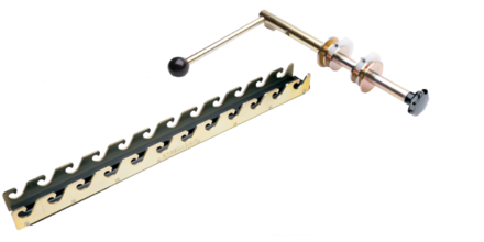 ICS SpeedHook Axle Assembly – fits all Speedhook brackets picture